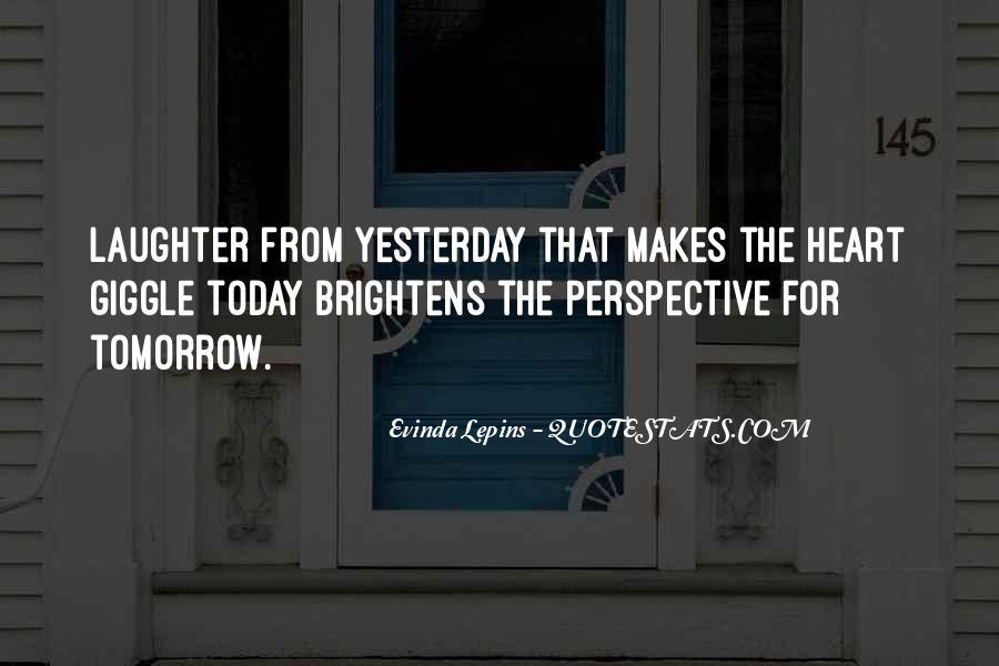 Evinda Lepins Quotes #594751