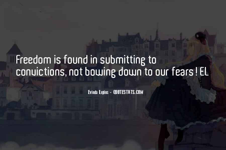 Evinda Lepins Quotes #617759