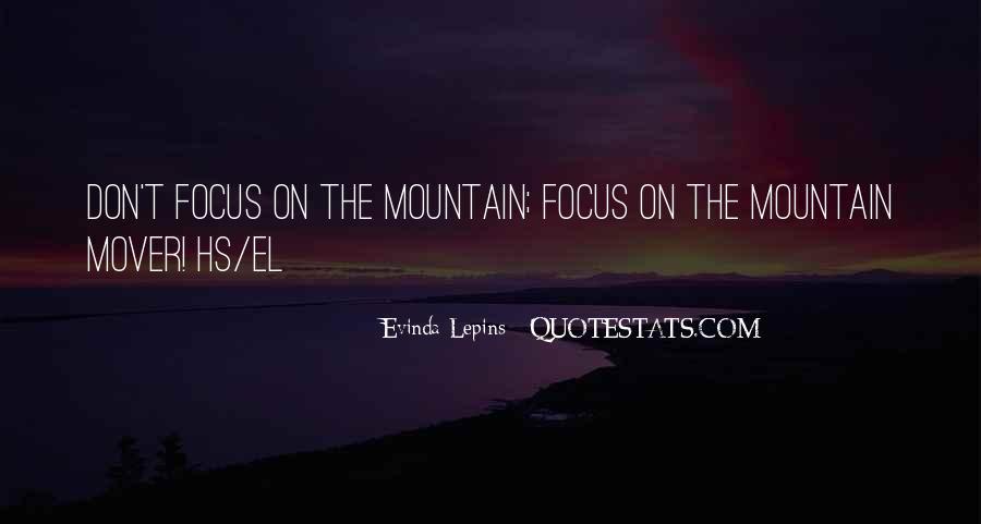Evinda Lepins Quotes #646265