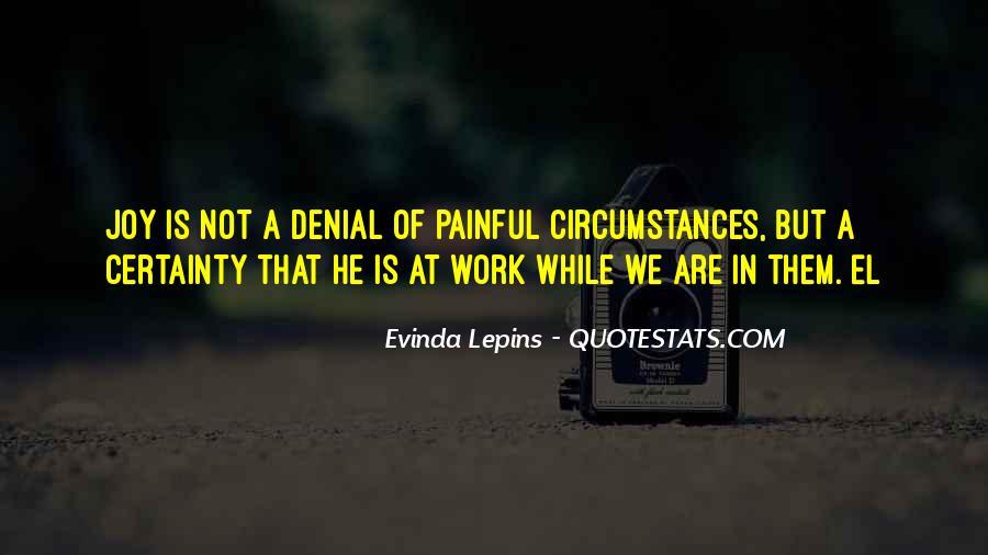 Evinda Lepins Quotes #873352