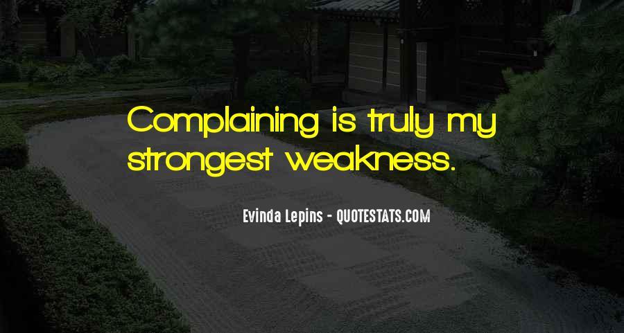 Evinda Lepins Quotes #969322
