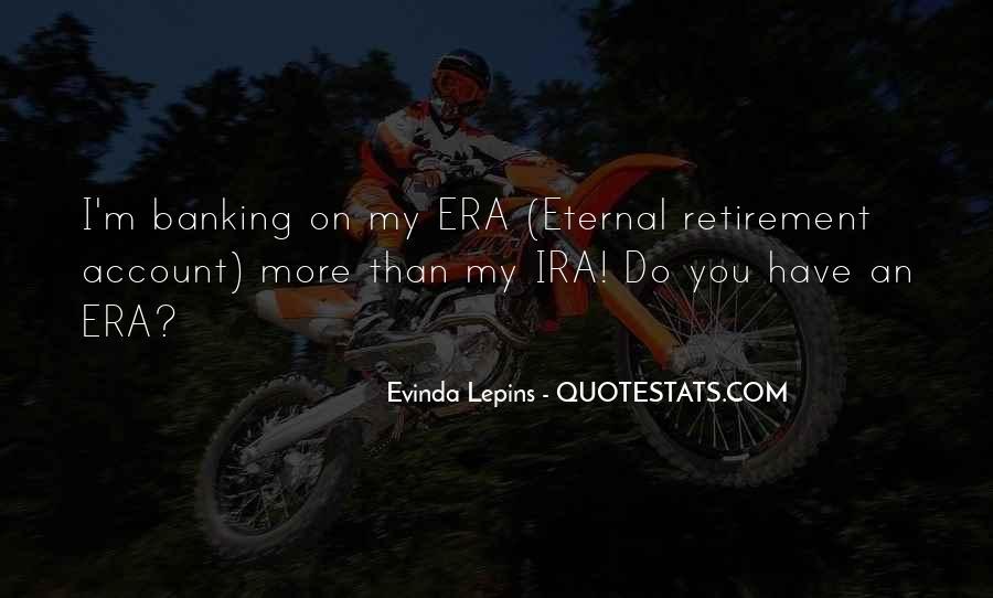 Evinda Lepins Quotes #993737