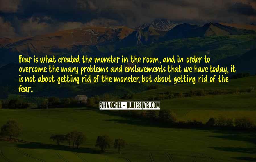 Evita Ochel Quotes #1644387