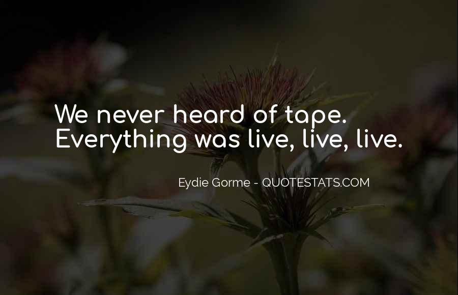 Eydie Gorme Quotes #193789