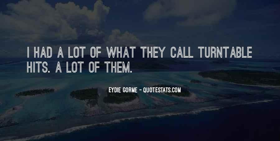 Eydie Gorme Quotes #519545