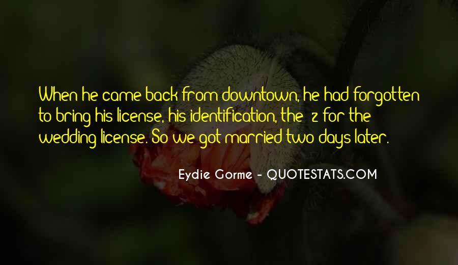 Eydie Gorme Quotes #815076