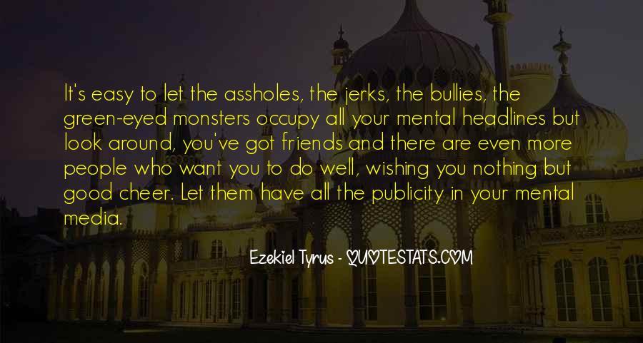 Ezekiel Tyrus Quotes #1585253