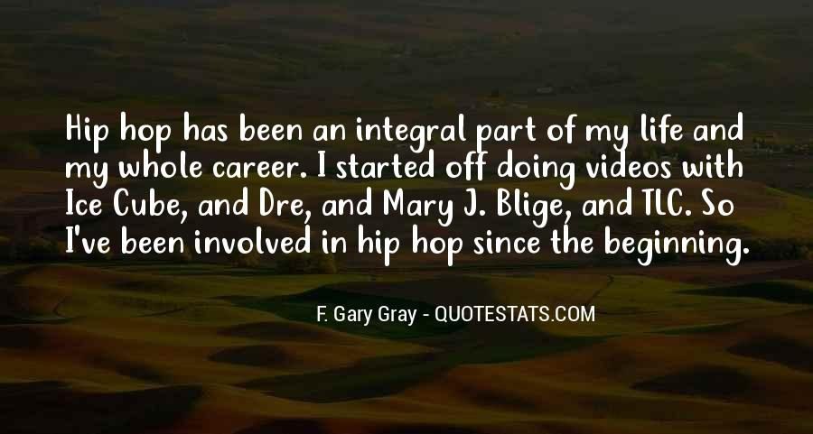F. Gary Gray Quotes #905047