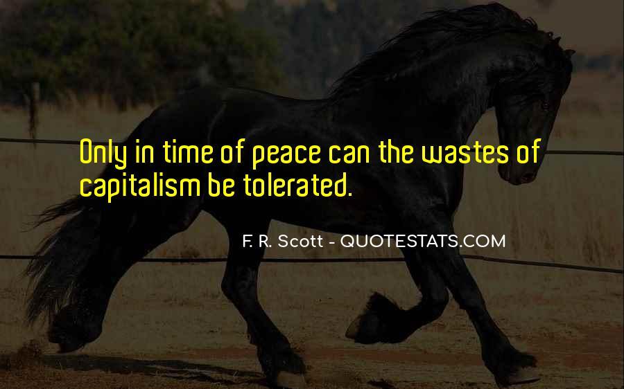 F. R. Scott Quotes #439654