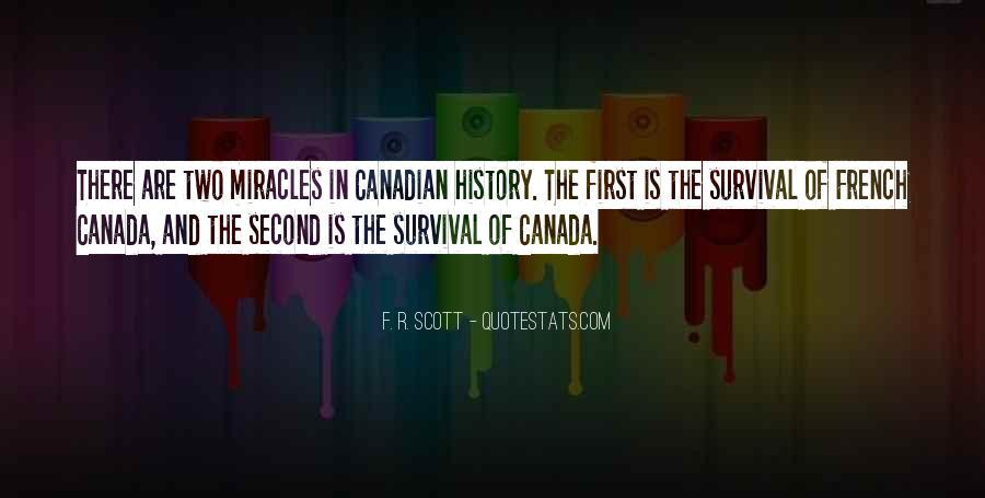F. R. Scott Quotes #886231