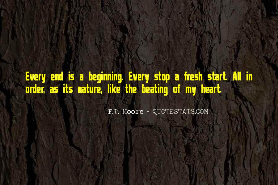 F.T. Moore Quotes #332563