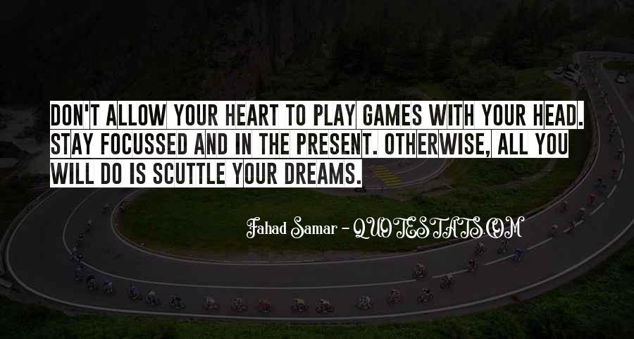 Fahad Samar Quotes #11570