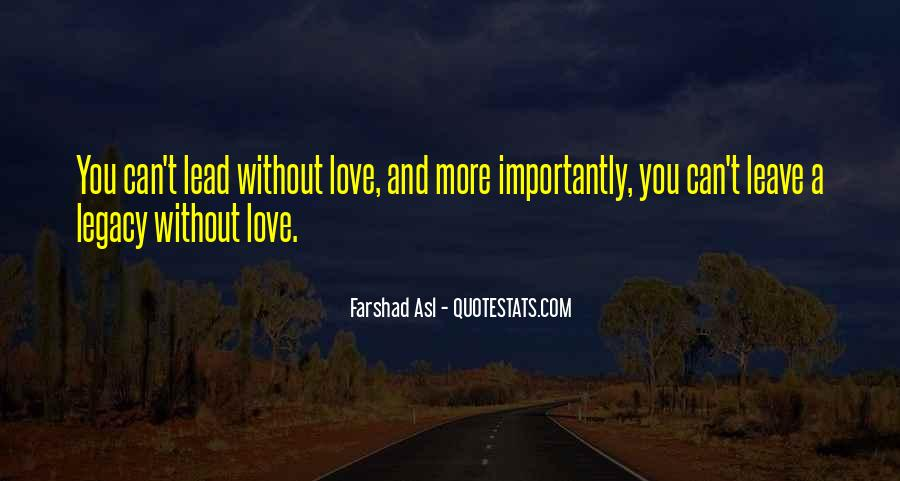 Farshad Asl Quotes #107498