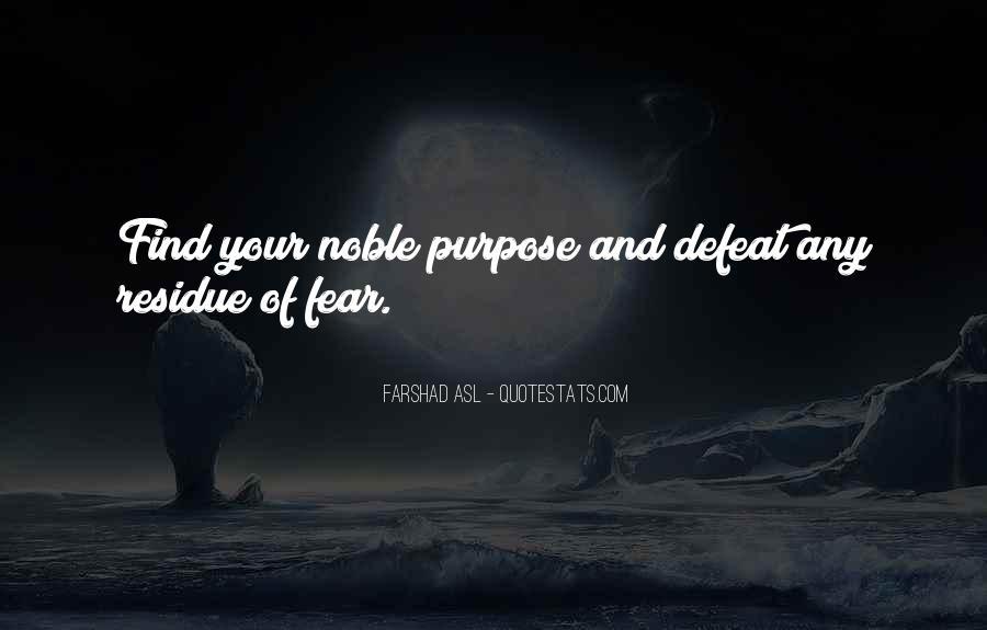 Farshad Asl Quotes #1277945