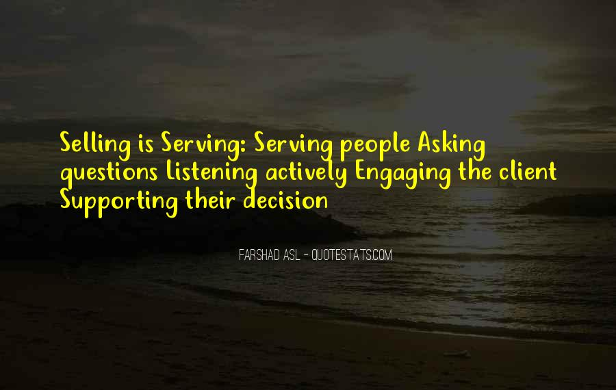 Farshad Asl Quotes #1389118