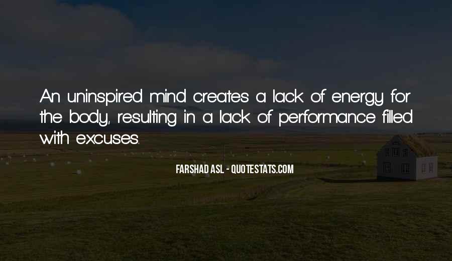 Farshad Asl Quotes #1445347