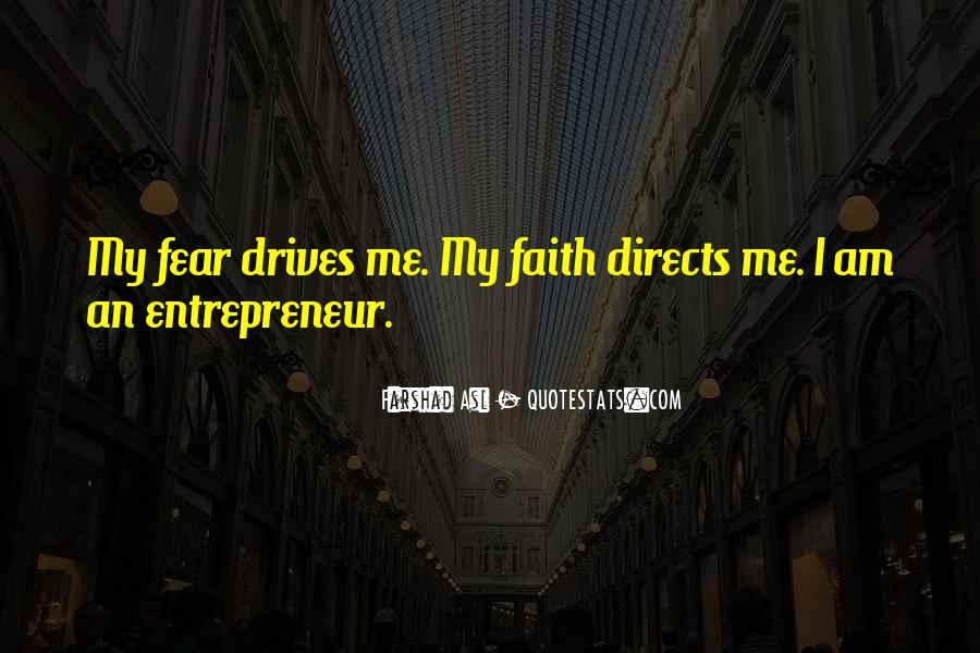Farshad Asl Quotes #1706216