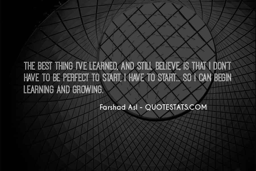 Farshad Asl Quotes #502835
