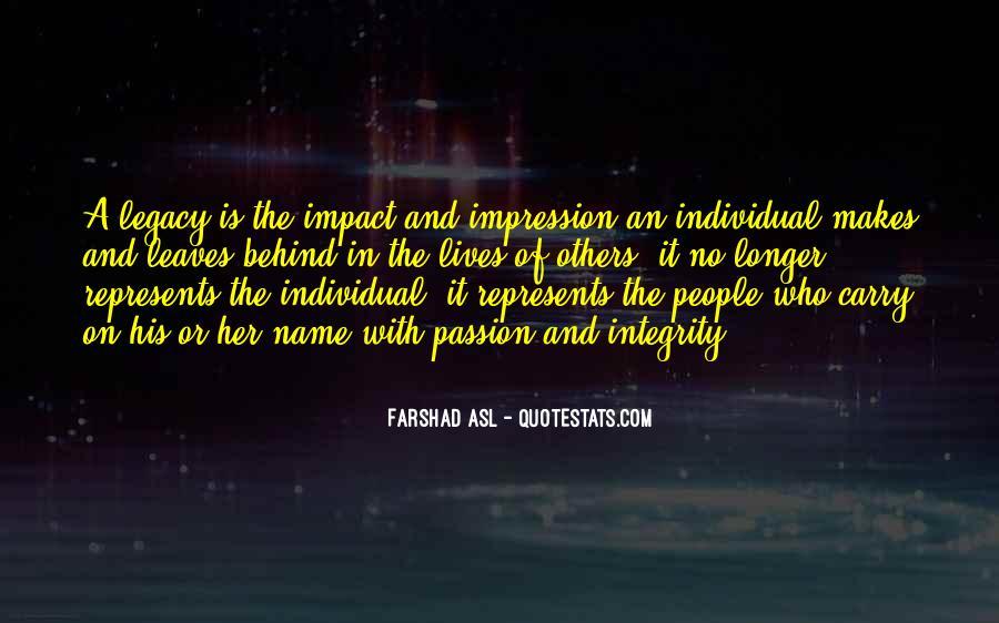 Farshad Asl Quotes #514398