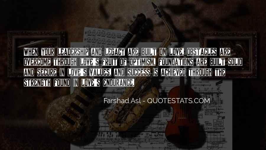 Farshad Asl Quotes #735841