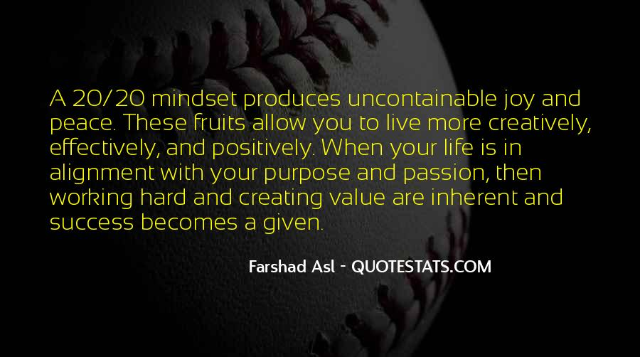 Farshad Asl Quotes #824720