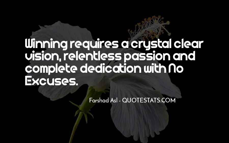Farshad Asl Quotes #929909