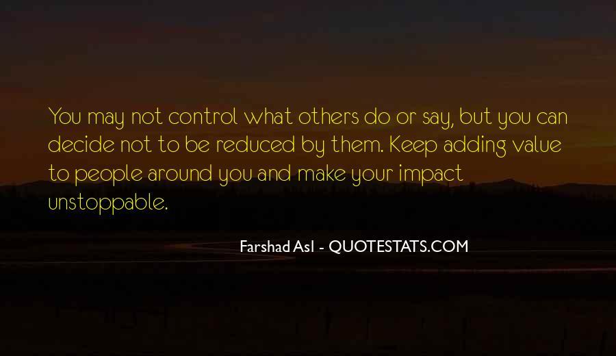 Farshad Asl Quotes #968832