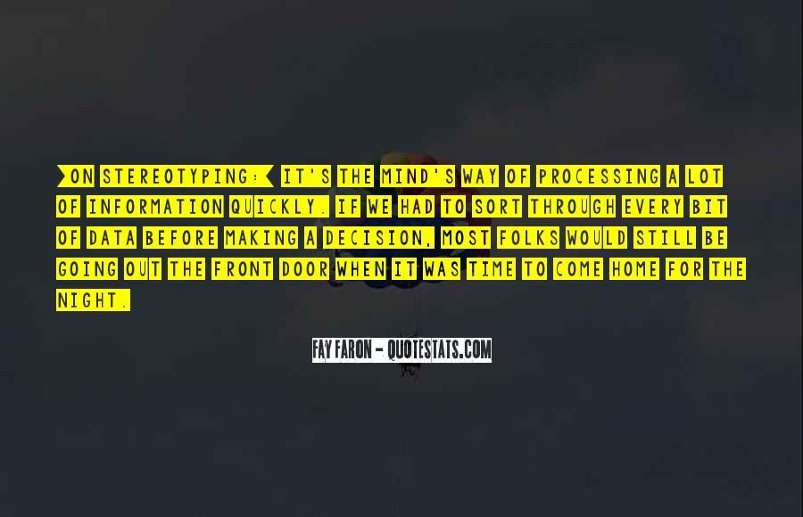 Fay Faron Quotes #1153407