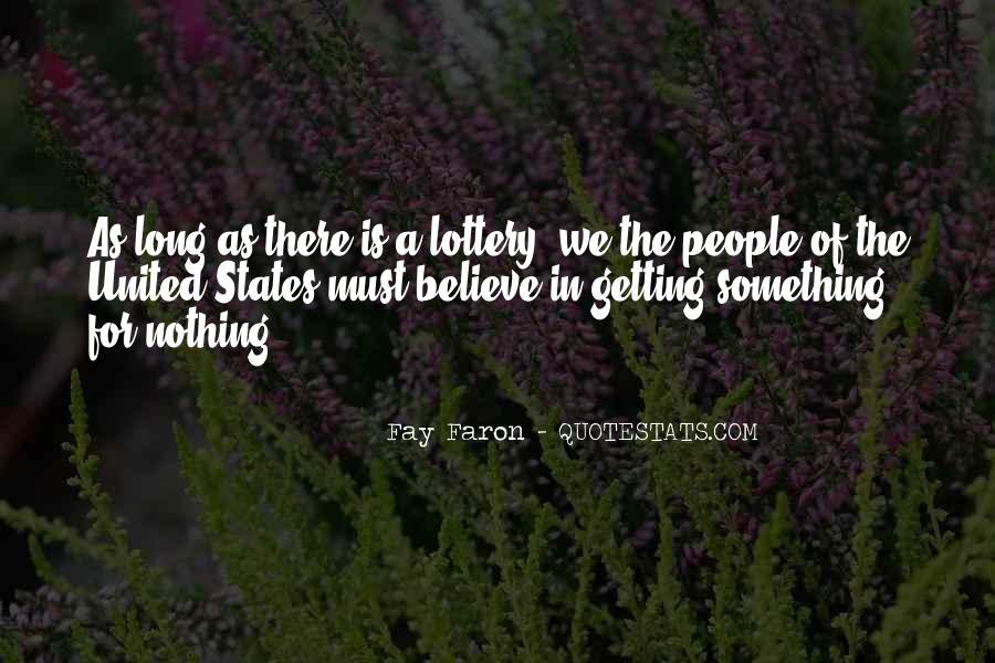 Fay Faron Quotes #1664430