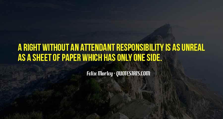 Felix Morley Quotes #610980