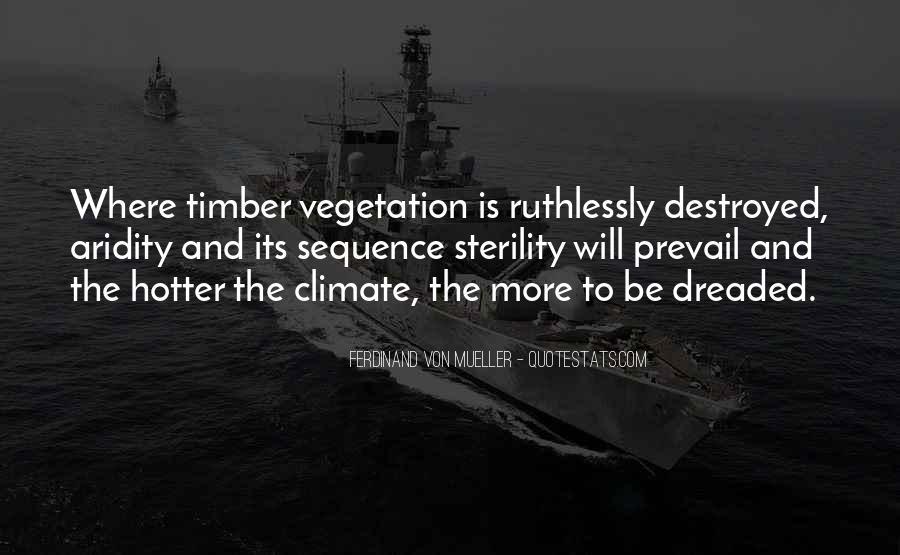 Ferdinand Von Mueller Quotes #830738