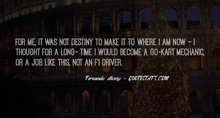 Fernando Alonso Quotes #1332908