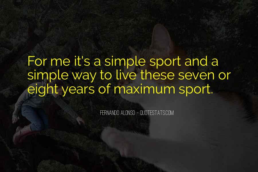 Fernando Alonso Quotes #160937