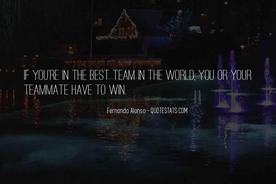 Fernando Alonso Quotes #1823986
