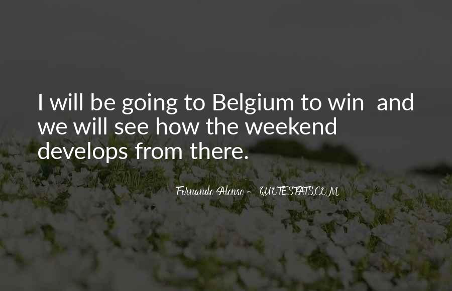 Fernando Alonso Quotes #69414