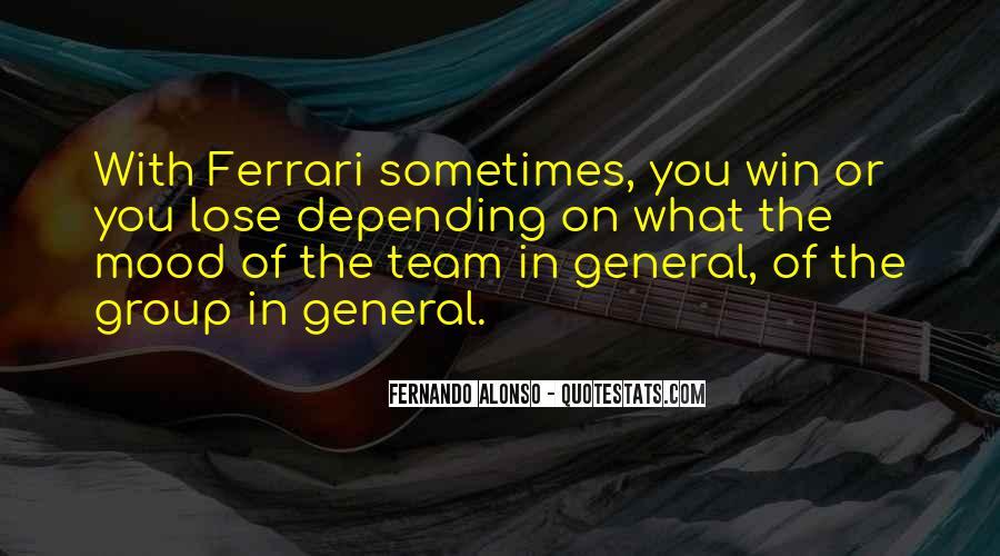 Fernando Alonso Quotes #720211