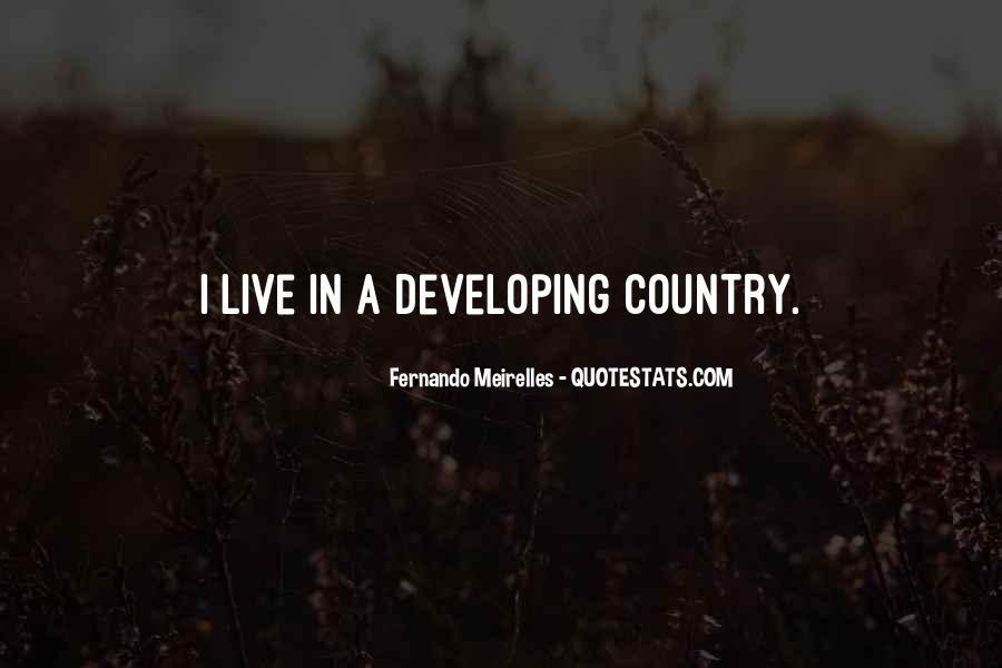 Fernando Meirelles Quotes #1274743
