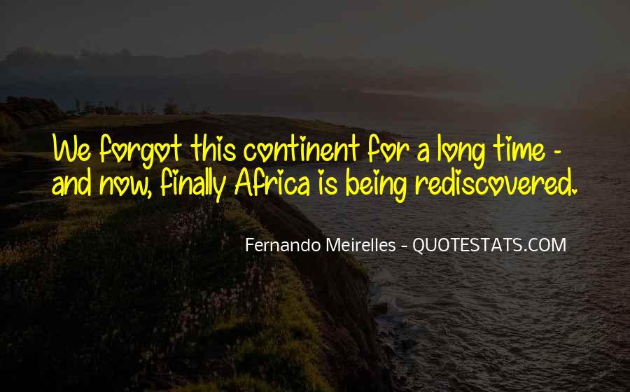 Fernando Meirelles Quotes #1286712