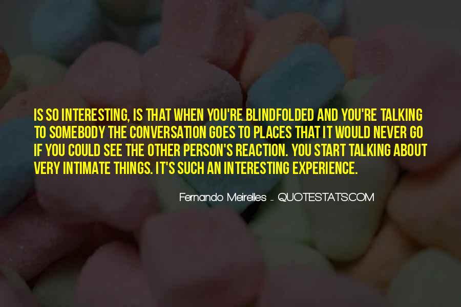 Fernando Meirelles Quotes #329464