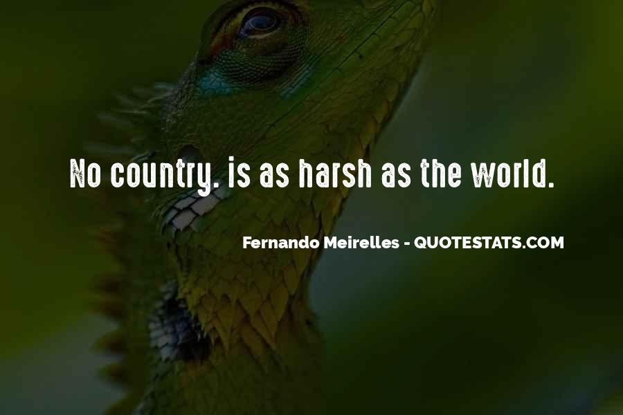 Fernando Meirelles Quotes #987257