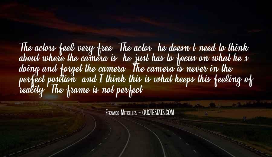 Fernando Meirelles Quotes #993965