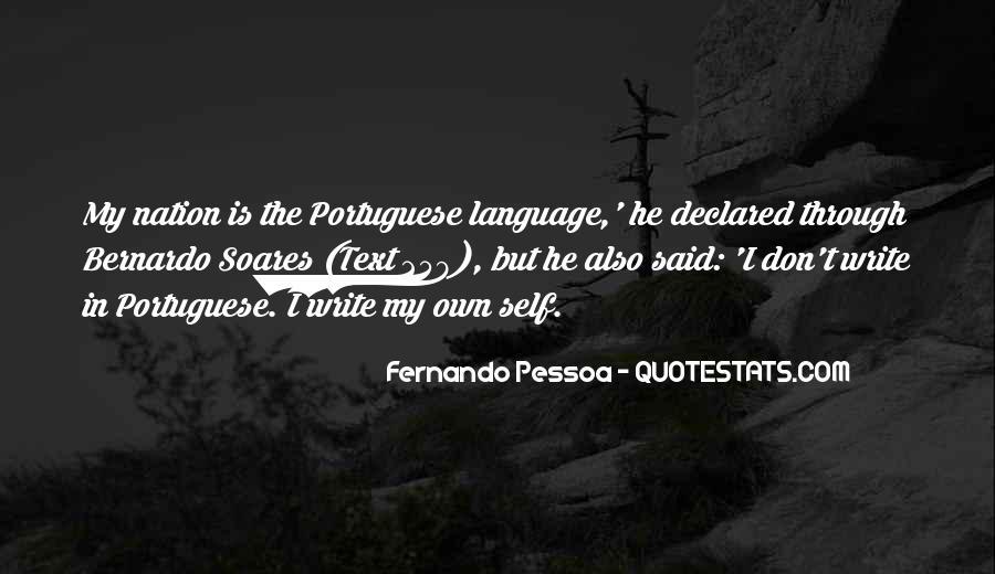 Fernando Pessoa Quotes #1414014
