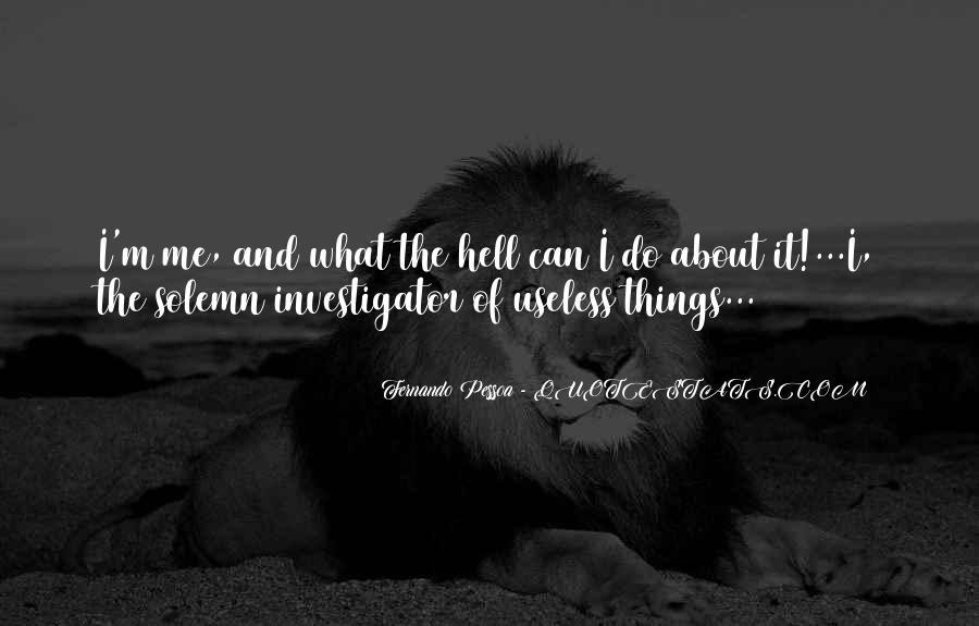 Fernando Pessoa Quotes #1550726