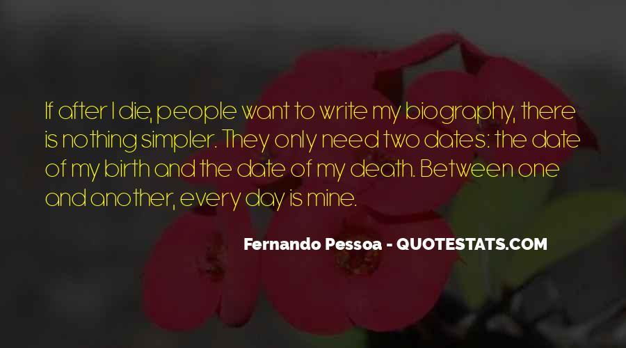 Fernando Pessoa Quotes #1817947