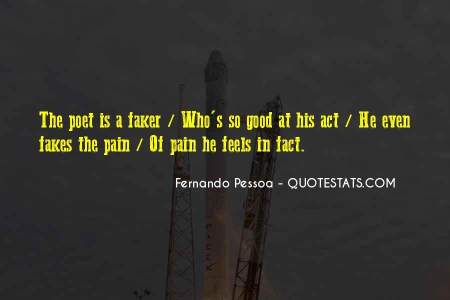 Fernando Pessoa Quotes #223903