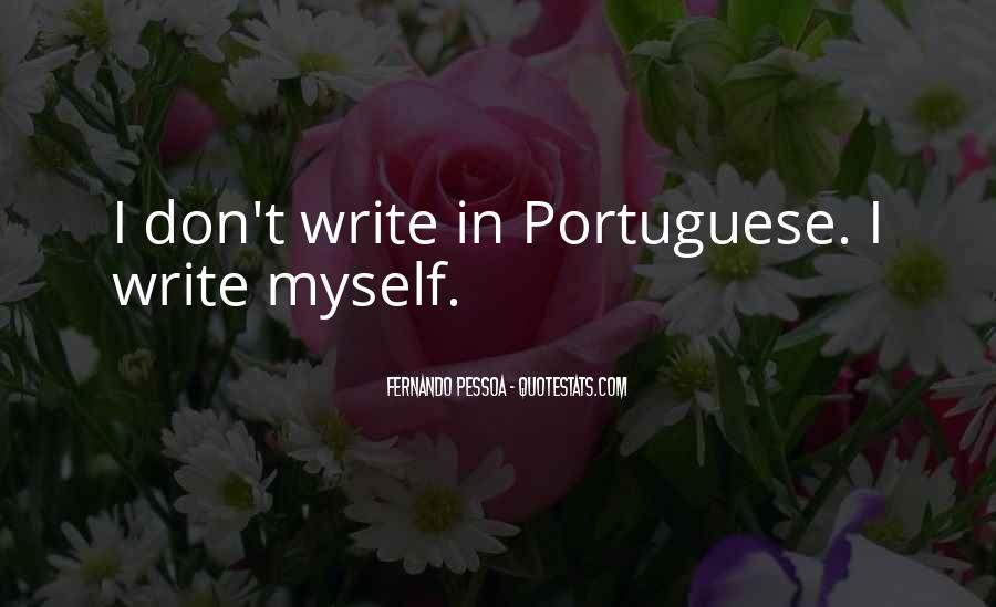 Fernando Pessoa Quotes #436356