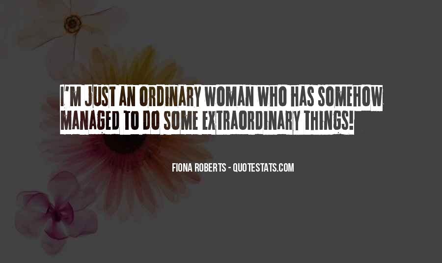 Fiona Roberts Quotes #167550