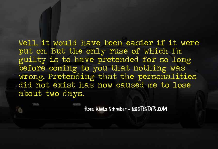 Flora Rheta Schreiber Quotes #1216320
