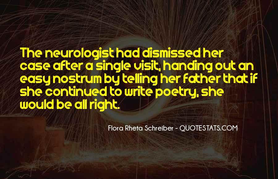 Flora Rheta Schreiber Quotes #34712