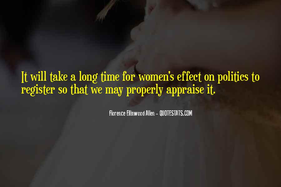 Florence Ellinwood Allen Quotes #1153226